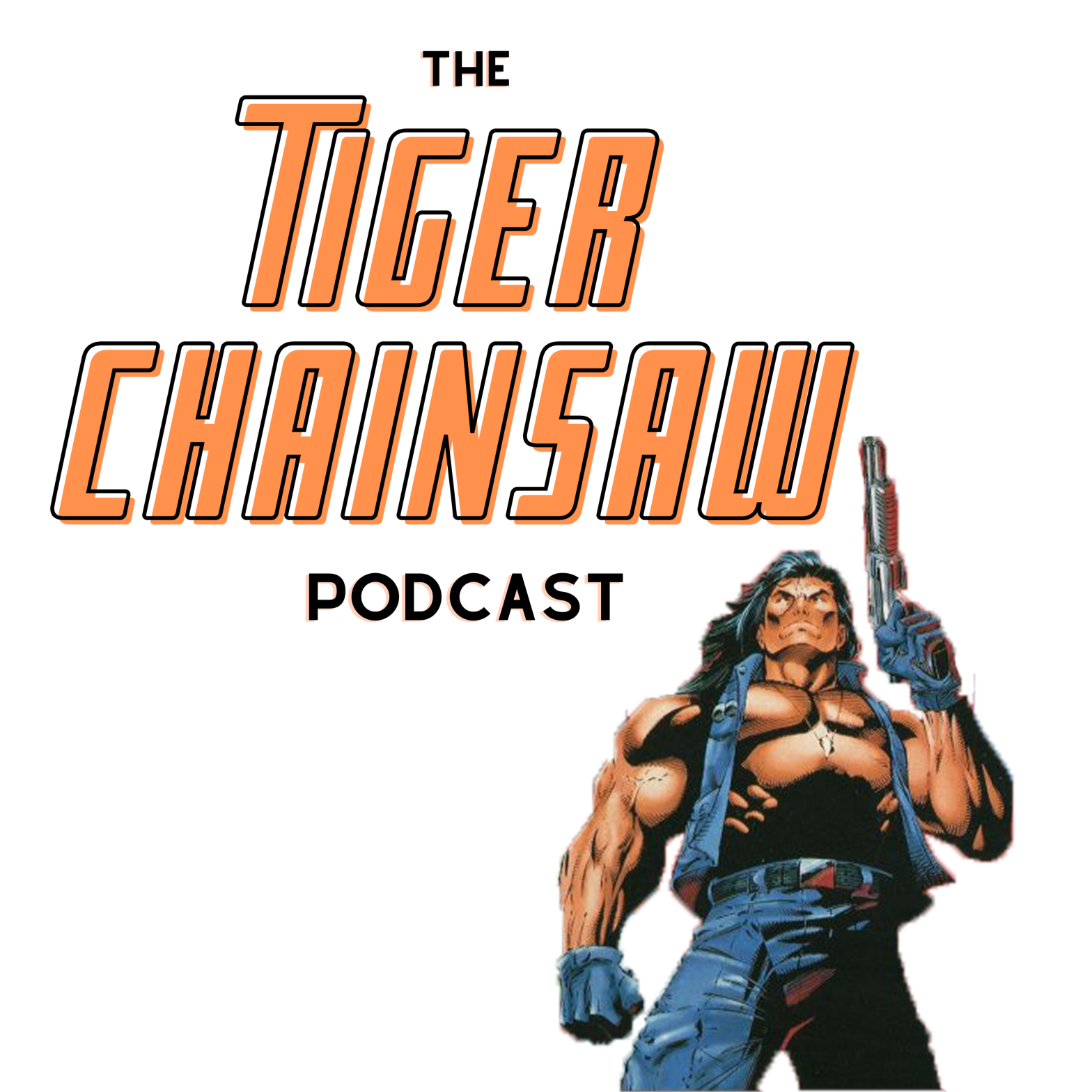 The Tiger Chainsaw Podcast Ep 3 Blackthorne